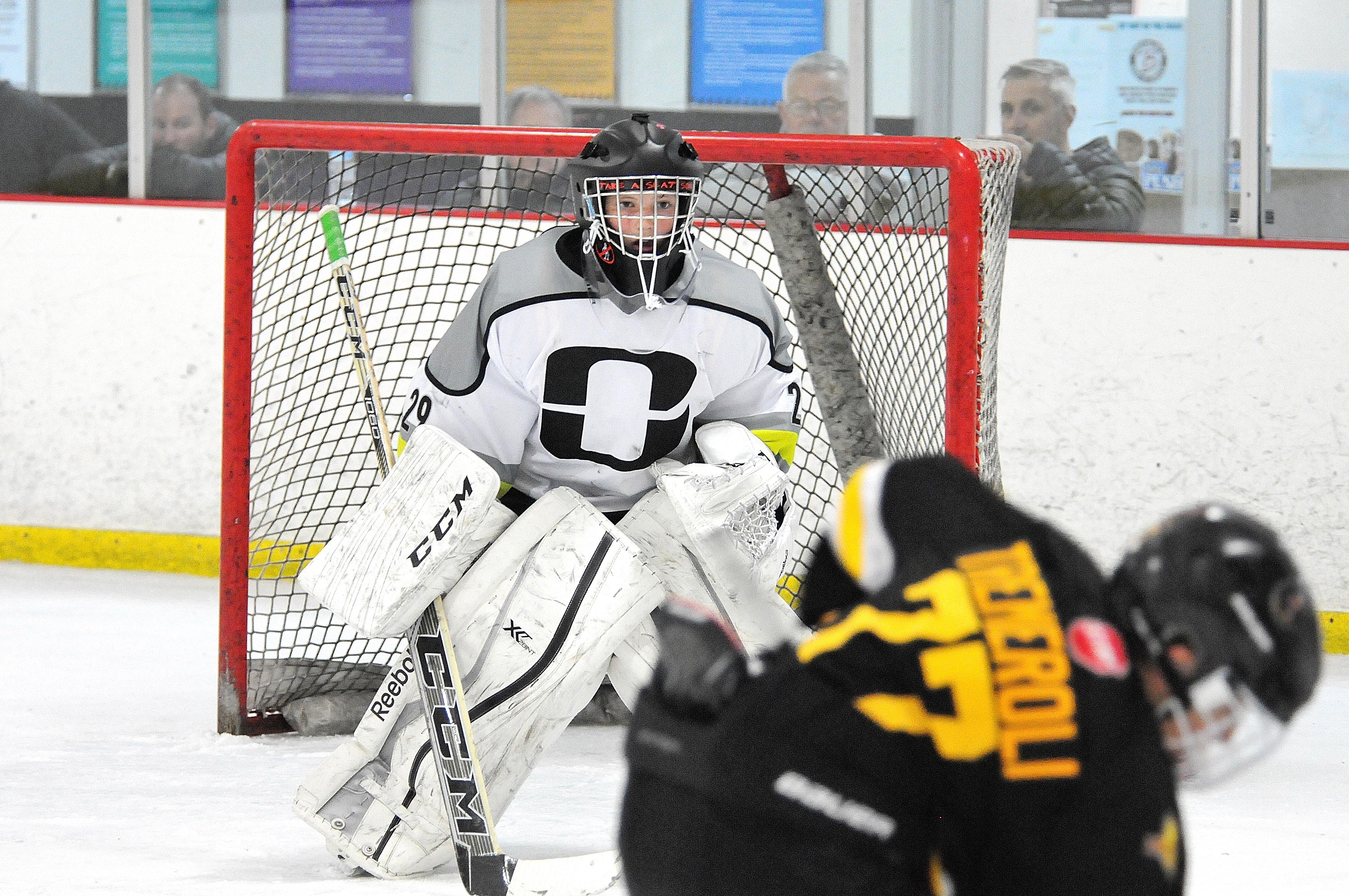 Goalie Training Outliers Hockey Academy Outliers Hockey Academy